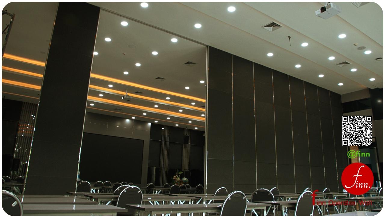 ผนังกั้นห้องประชุม บริษัท ฟินน์ เดคคอร์ จำกัด – Finn Decor Co.,Ltd.